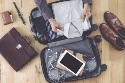 A Quick & Easy Travel Packing Checklist for the Busy Executive